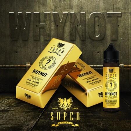 WHYNOT 50 ML SUPER FLAVOR