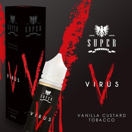 VIRUS 50 ML SUPER FLAVOR