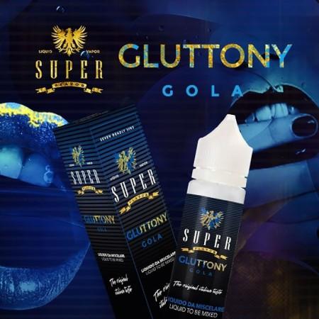 GLUTTONY - GOLA 50 ML SUPER FLAVOR
