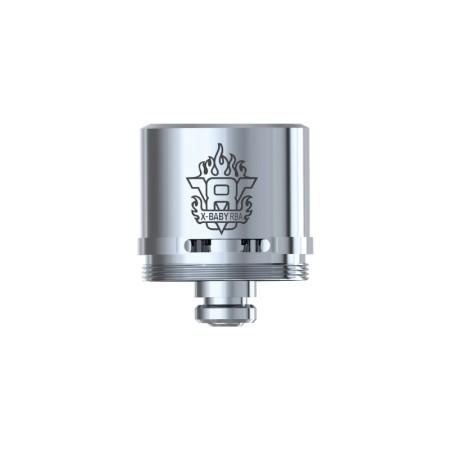 COIL TFV8 X-BABY RBA DUAL 0,35 OHM 1 PZ SMOK