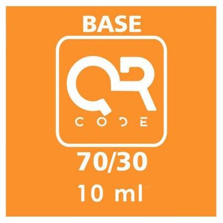 BASE QRCODE 10 ML 70/30