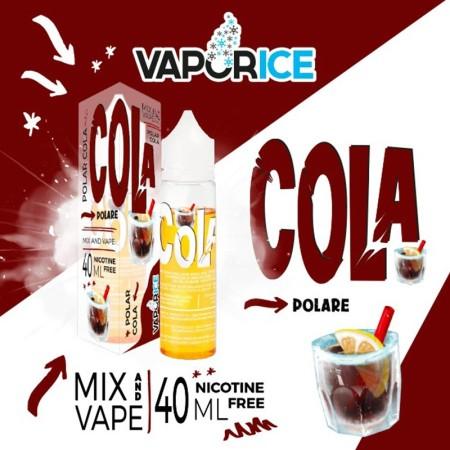 VAPORICE COLA POLARE 40ML MIX&VAPE VAPORART