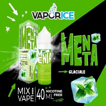 VAPORICE MENTA GLACIALE 40ML MIX&VAPE VAPORART