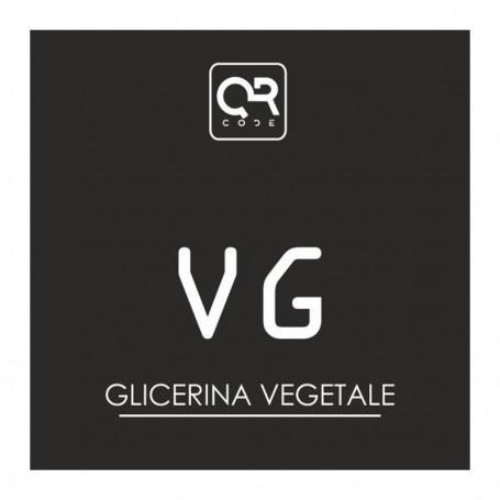 GLICERINA VEGETALE VG 50 ML QR CODE