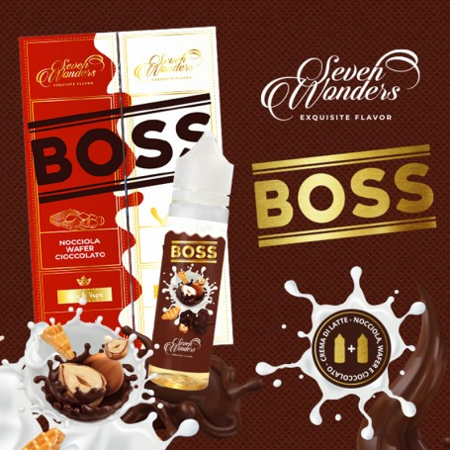 Boss (40 ML) - Seven Wonders / Vaporat