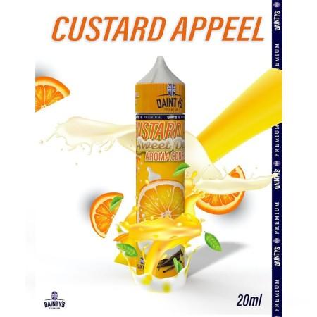 Custard Appeel (20ml) - Dainty's / Valkiria