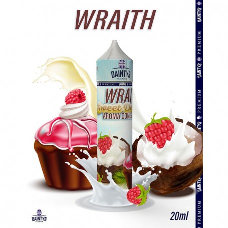 Wraith Coconut Tart (20ml) - Dainty's / Valkiria