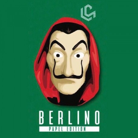 BERLINO PAPEL EDITION CONCENTRATO 20 ML LS PROJECT
