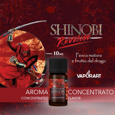 SHINOBI REVENGE 10 ML AROMA VAPORART