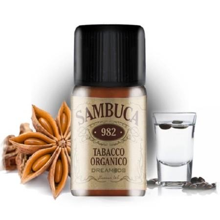 982 SAMBUCA AROMA 10 ML DREAMODS