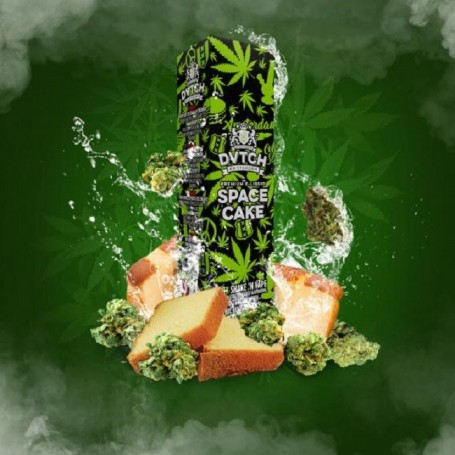 SPACE CAKE CONCENTRATO 20 ML DVTCH AMSTERDAM