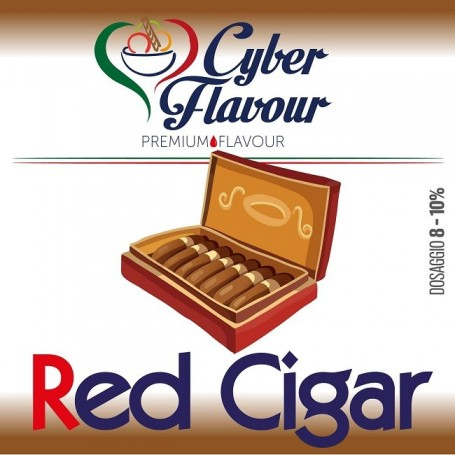 RED CIGAR AROMA 10 ML CYBER FLAVOUR