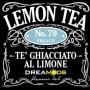 79 LEMON TEA GHIACCIATO AROMA 10 ML DREAMODS