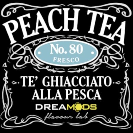 80 PEACH TEA GHIACCIATOAROMA 10 ML DREAMODS