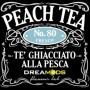 80 PEACH TEA GHIACCIATO AROMA 10 ML DREAMODS