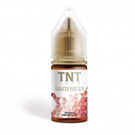 TABACCO VIRGINIA AROMA COLORS 10 ML TNT VAPE