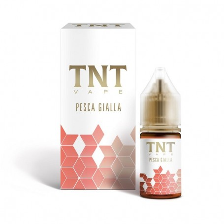 PESCA GIALLA AROMA 10 ML TNT VAPE