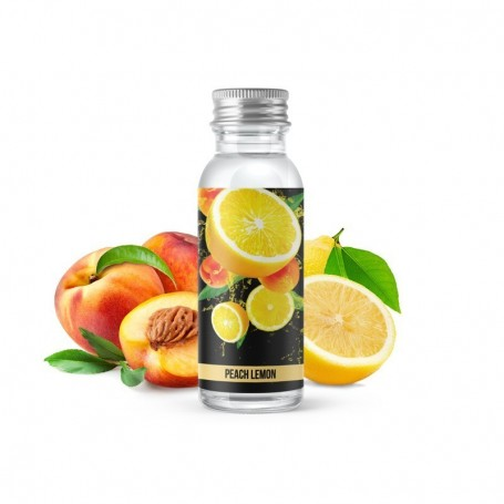 PEACH LEMON 30 ML FCUKIN  FLAVA