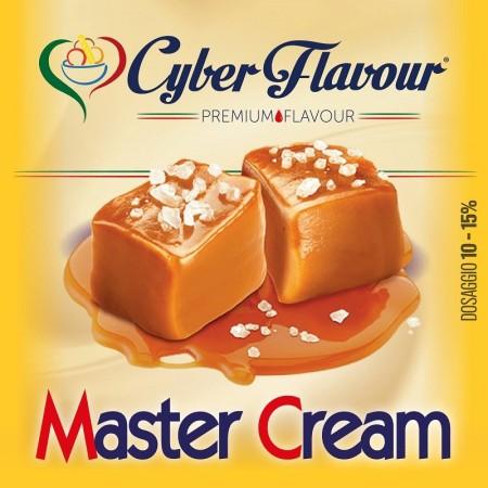 MASTER CREAM AROMA 10 ML CYBER FLAVOUR