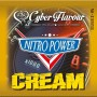 NITRO POWER CREAM ADDITIVO 20 ML CYBER FLAVOUR