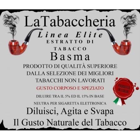 BASMA AROMA 10 ML LA TABACCHERIA