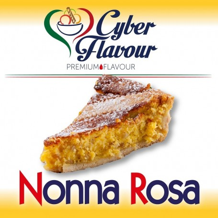 NONNA ROSA AROMA 10 ML CYBER FLAVOUR