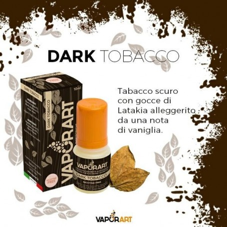 DARK TOBACCO 10 ML VAPORART