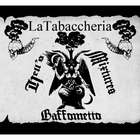 BAFFOMETTO HELL S MIXTURES 10 ML LA TABACCHERIA