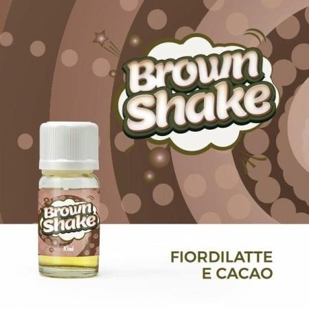 BROWN SHAKE AROMA 10 ML SUPER FLAVOR