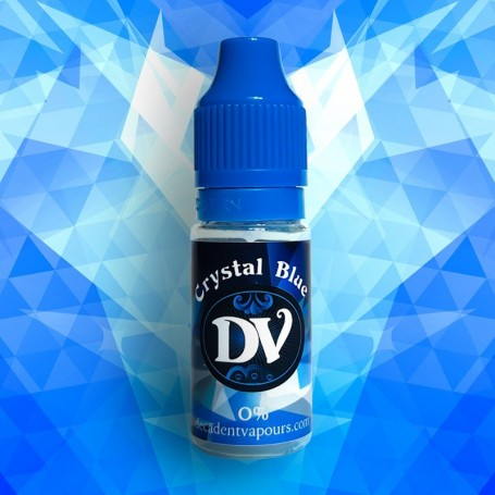 CRYSTAL BLUE 10 ML DECADENT VAPOURS