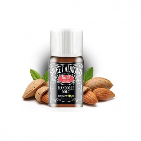 23 SWEET ALMOND AROMA 10 ML DREAMODS