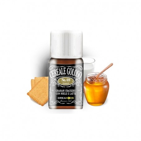 69 CEREALE GOLOSO AROMA10 ML DREAMODS