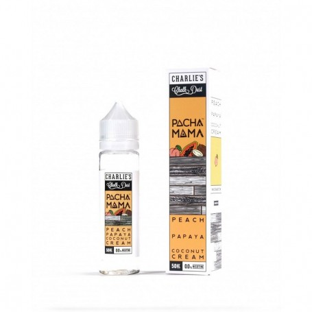 PACHA MAMA PEACH PAPAYA COCONUT CREAM 50 ML
