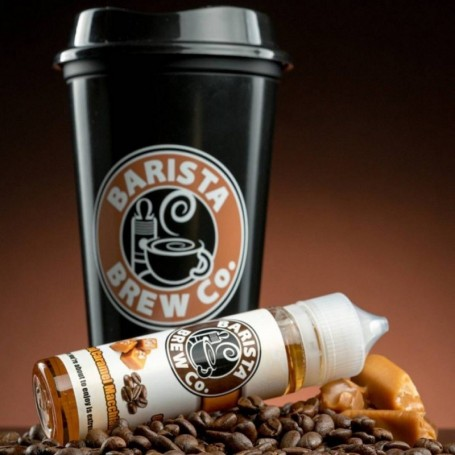 SALTED CARAMEL MACCHIATO 50 ML BARISTA BREW CO.