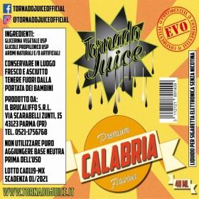 CALABRIA MX-60 40 ML TORNADO JUICE