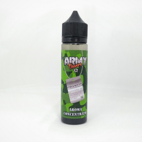 CHARLIE ARMY FLAVORS 20 ML IRON VAPER