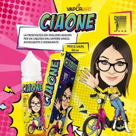 CIAONE BY CHIARA MOSS 50 ML VAPORART