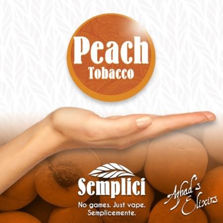 PEACH TOBACCO SEMPLICI 20 ML AZHAD