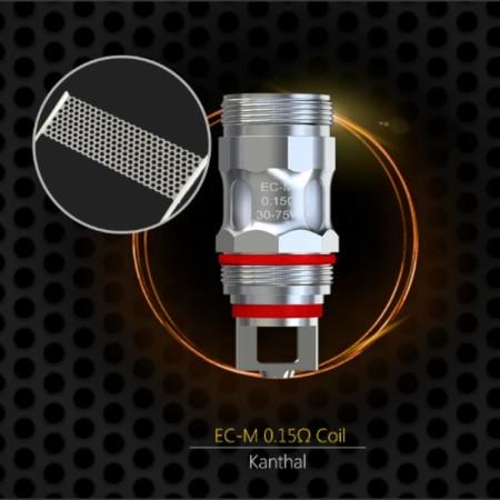 COIL MELO EC-M 0,15 OHM 1PZ ELEAF