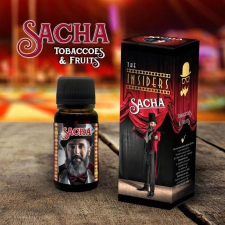SACHA AROMA 11 ML THE VAPING GENTLEMEN CLUB