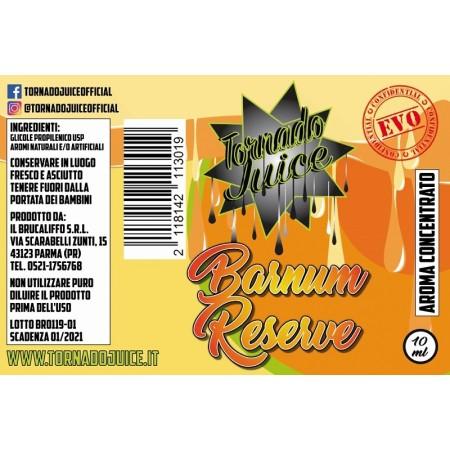 BARNUM RESERVE 30 AROMACONC. 10 ML TORNADO