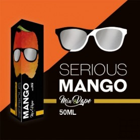 SERIOUS MANGO 50 ML VAPORART