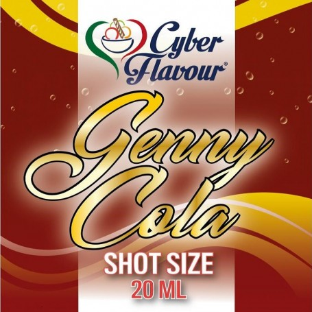 GENNY COLA 20 ML CYBER FLAVOUR