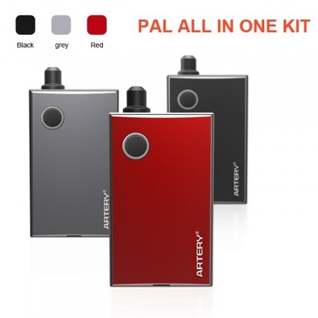 PAL ALL IN ONE KIT 1200 MAH 3ML ARTERY VAPOR
