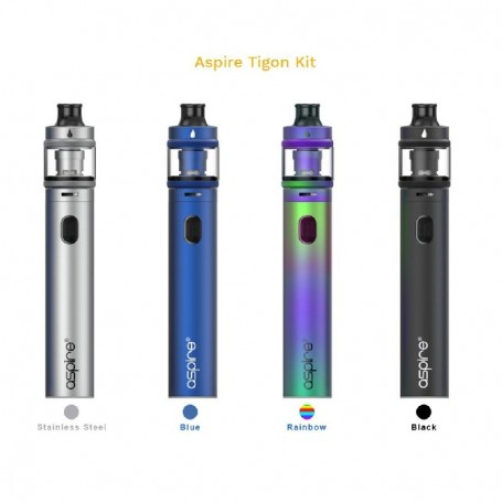 TIGON STARTER KIT 2600mAh ASPIRE