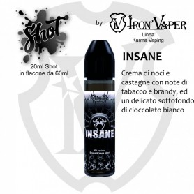 INSANE 20 ML KARMA VAPING