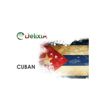 CUBAN AROMA 10 ML DELIXIA