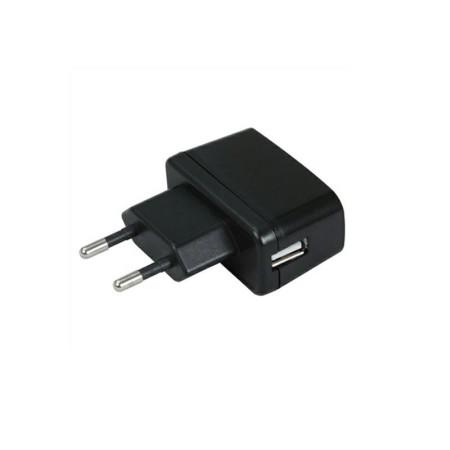 ADATTATORE DA MURO USB 220V