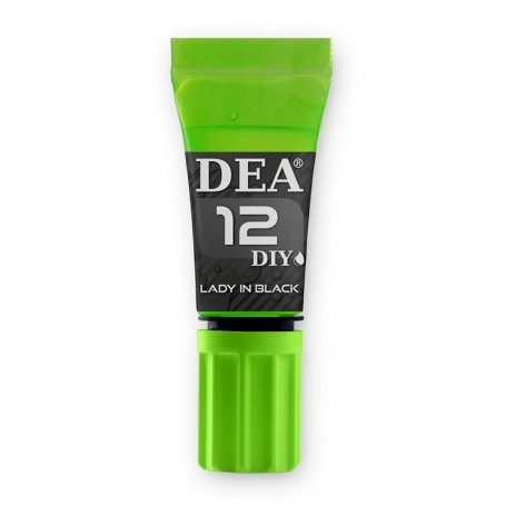 LADY IN BLACK AROMA 10 ML DEA DIY 12