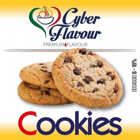 COOKIES AROMA 10 ML CYBER FLAVOUR